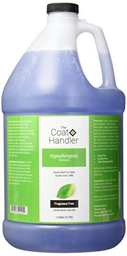 The Coat Handler Hypoallergenic Shampoo 1 Gallon