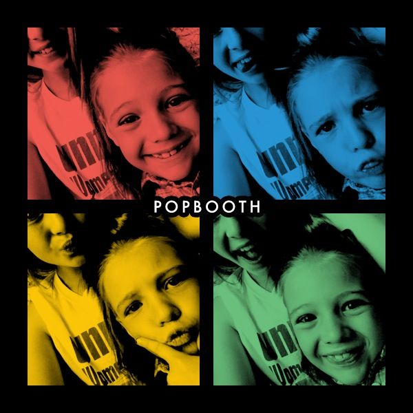 Lol I FRIKIN love popbooth ugh Ava make sure not to take up te while screen lol