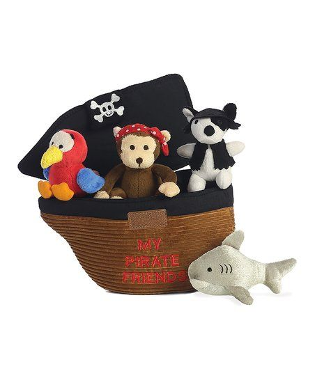 Aurora World Inc. Pirate Ship Carrier | zulily