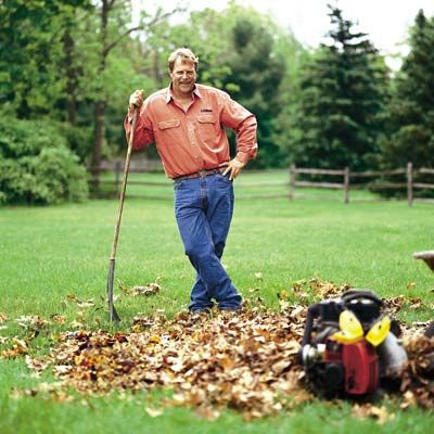 Make sure your yard is in shape for winter! It's the fall landscaping list.