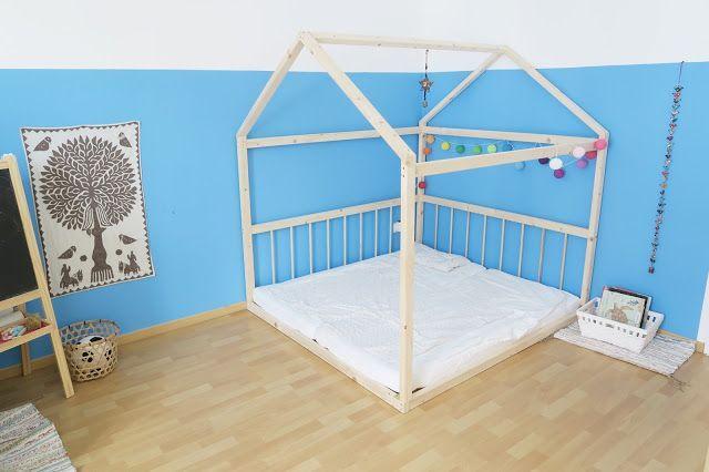 unser montessori inspiriertes Kinderzimmer für 2 Kinder