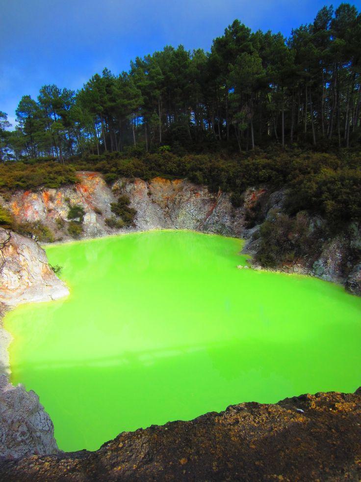 Green Lake Ngakoro