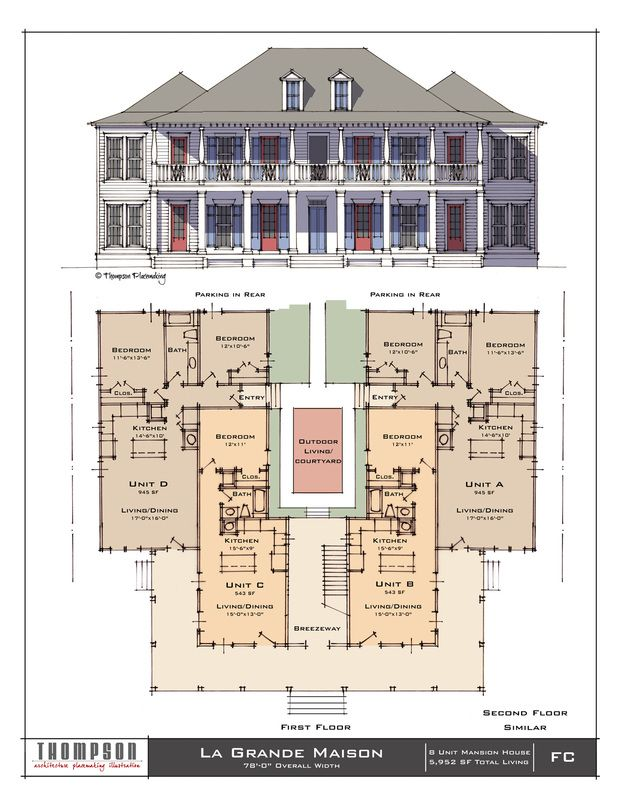 Traditional House Designs In 2021 Historical House Plans Urban Design Architecture House Plan Gallery