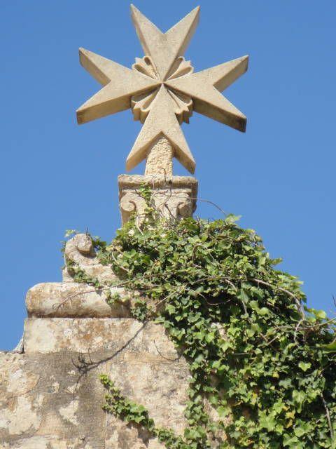 Cross of the Knights of St John - June 2011