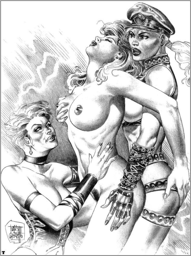 Erotic Fantasy Cartoons For Women