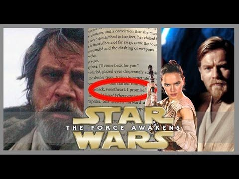 NEW EVIDENCE on Rey's Parentage | THEORY - YouTube