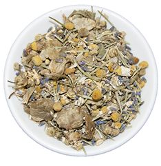 chamomile & delicate earthy notes
