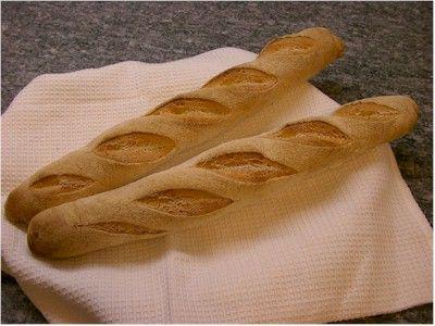 Baguette facili - Ricetta di RavioloSelvaggio per kucinare.it