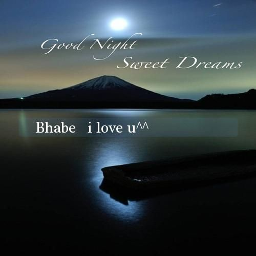 Write Name On Good Night Sweet Dream Wishes Online