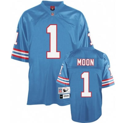 9ec25ec86 ... where to buy i would want a warren moon houston oilers light blue nfl  premier throwback