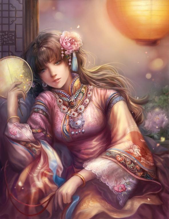Digital Art by Yang Fan