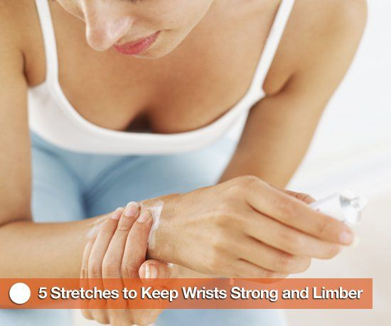 5 Stretches For Strong and Limber Wrists