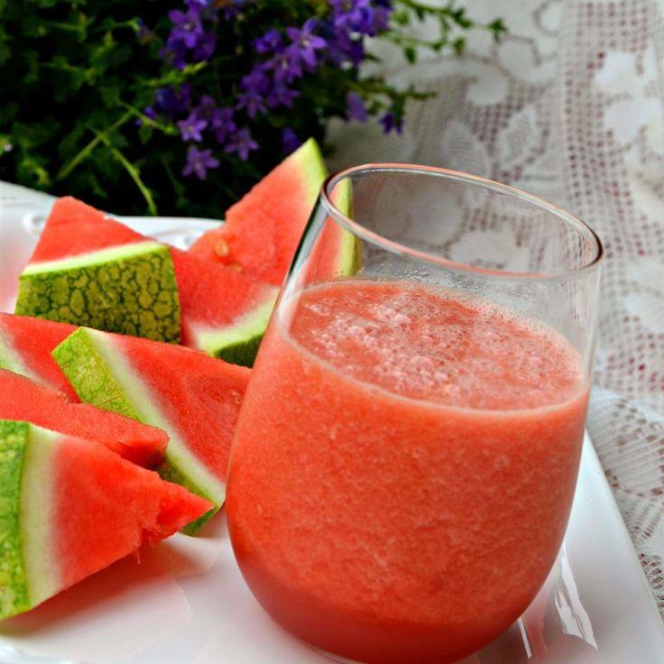 Smoothie au melon d'eau @ qc.allrecipes.ca