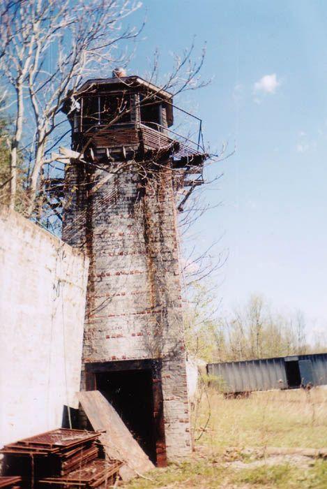 The Roseville Prison