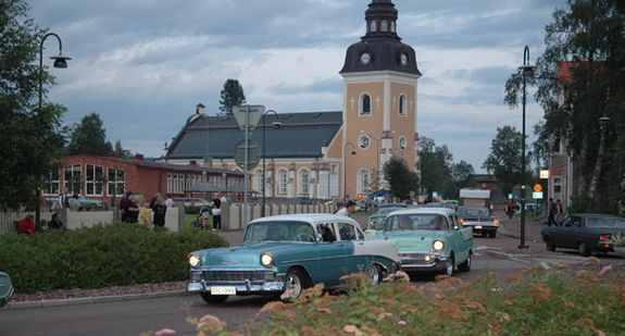 Älvdalen, where I grew up!