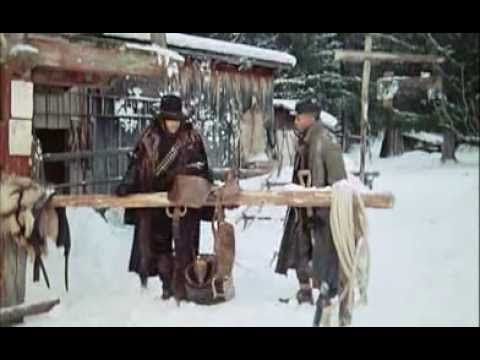A HALÁL CSÖNDJE  / színes, magyarul beszélő, olasz western, 1968