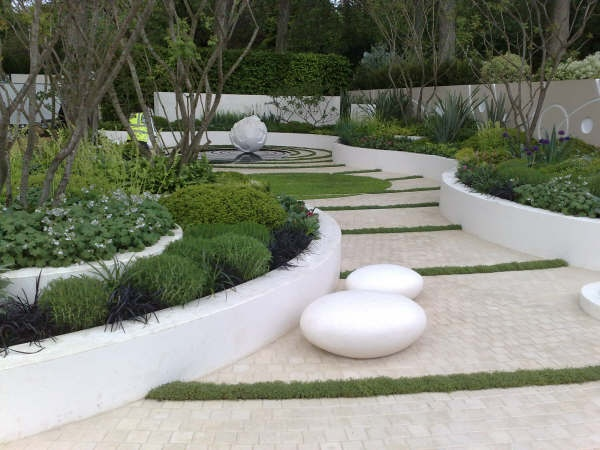 Garden, in UK