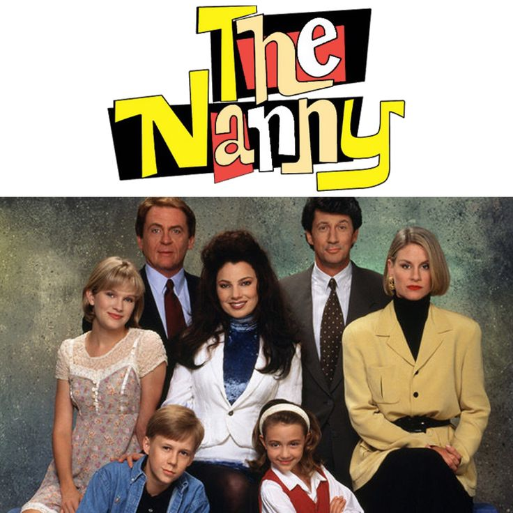 1993, The Nanny, Fran Drescher & Peter Marc Jacobson #TheNanny (L18251)