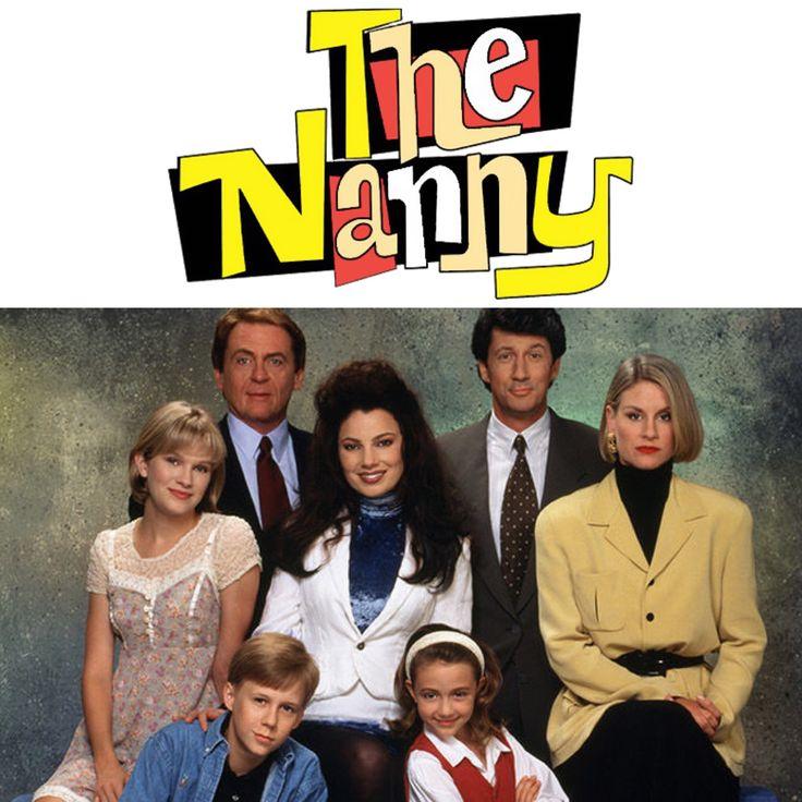 1993, The Nanny, Fran Drescher & Peter Marc Jacobson #TheNanny (L18251)