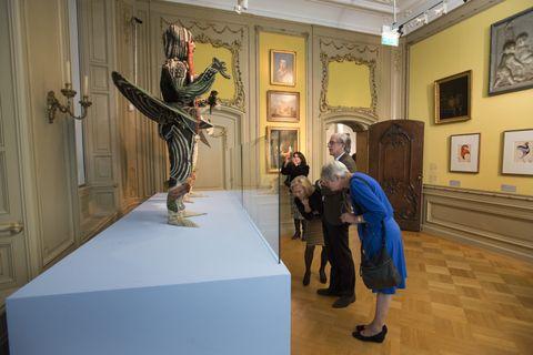 Lavinia Schulz & Walter Holdt, Lichaamsmasker (Body mask) 'Bertchen' (1919-24) Museum für Kunst und Gewerbe, Hamburg (DE)