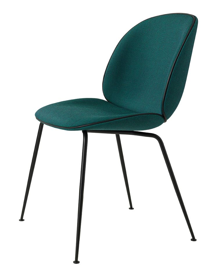 Beetle Chair Fully Upholstered With Canv