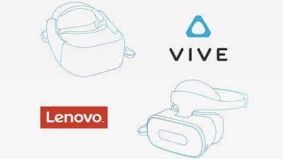 米Google、HTC Vive および Lenovo と共同で独立型ワイヤレスVRヘッドセットを2017年後半発売予定とか。空間の奥行と高さ検知できるなら楽しそう。 https://shr.tc/2qTGJpN