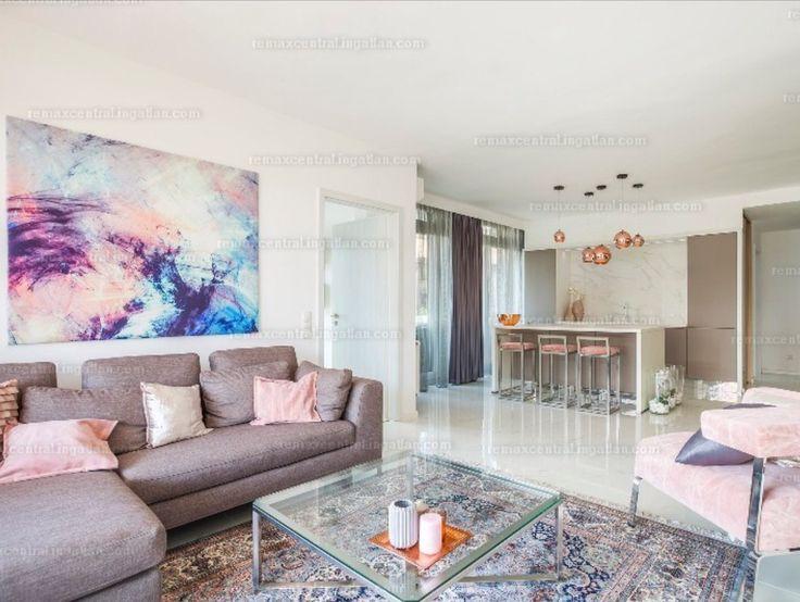 Renovation, inspiration, home, design, flat, chobber, rose, white, grey, interior