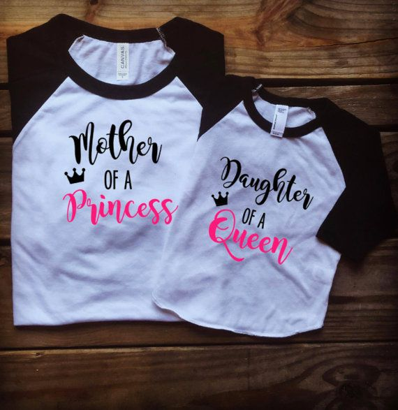 Mother of a princess daughter of a queen by MillysAndDillys