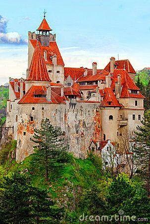 Castillo Bran en Rumania.