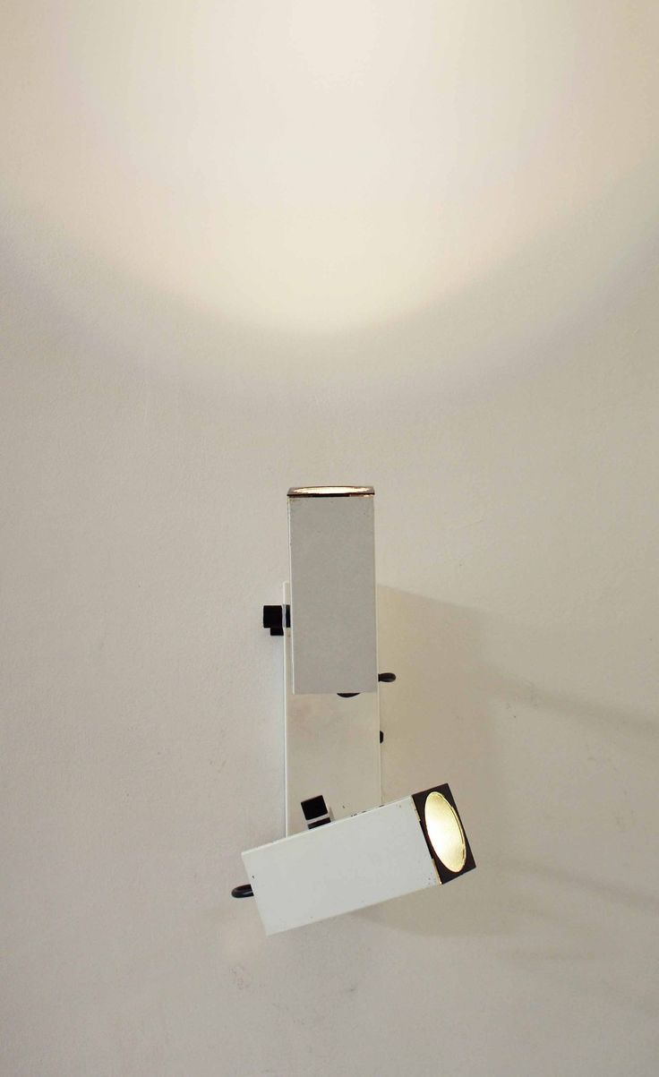 Witte plafondspot, Philips, jaren '80.