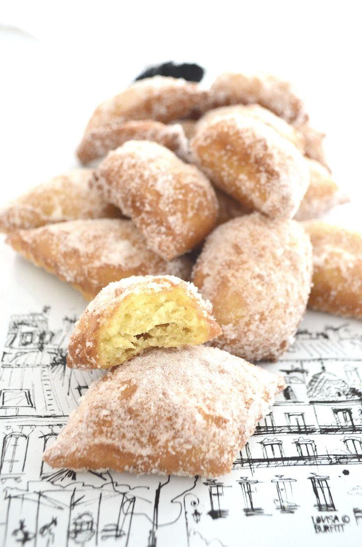 French Beignets {Gluten Free Donuts} - Chocolate & Quinoa
