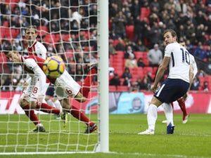 Tottenham Hotspur striker Harry Kane: 'Arsenal result is crazy'