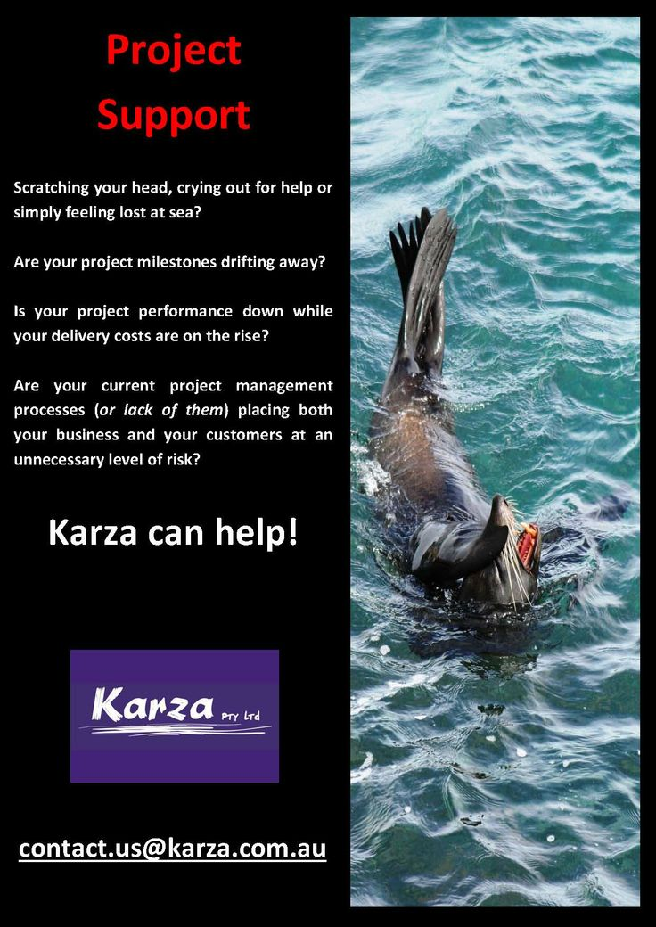 Karza provides project support