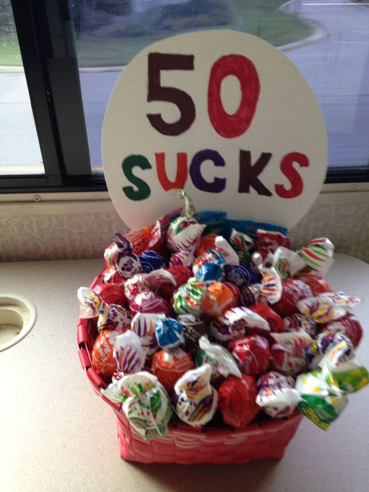 On pinterest 50th birthday birthday gift baskets and gift baskets