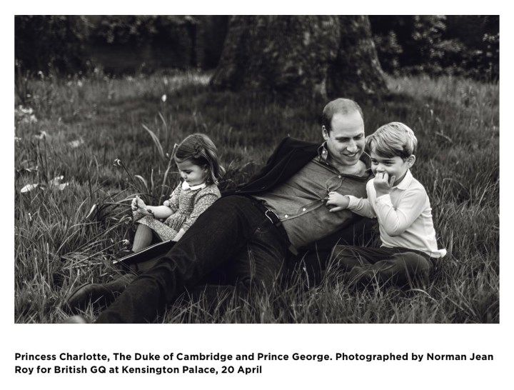 Duchess Kate: New Family Photos Released as Prince William Graces the Cover of British GQ