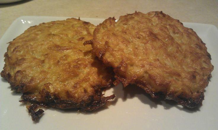 Livet i Rebelsig: Kartoffelrøsti - nemme og gode!