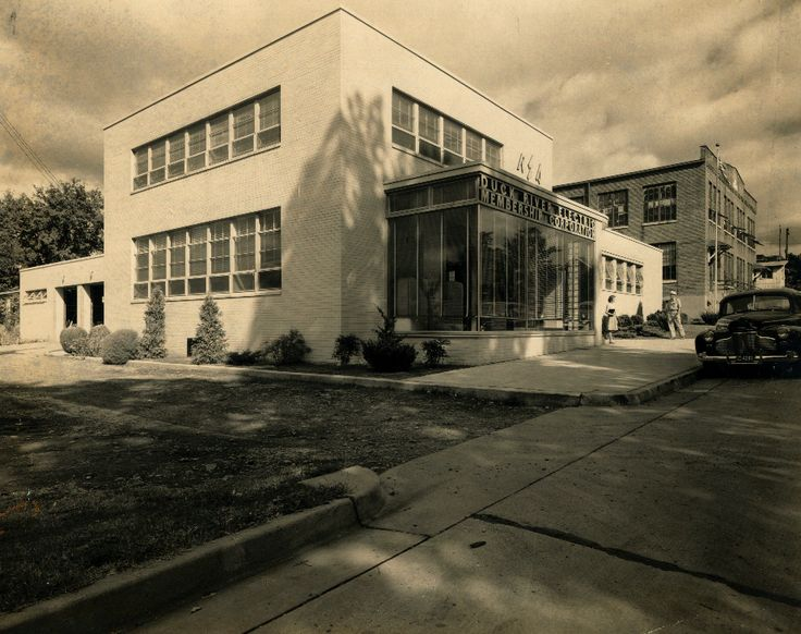 1941 Duck River Electric Membership Corporation Offices