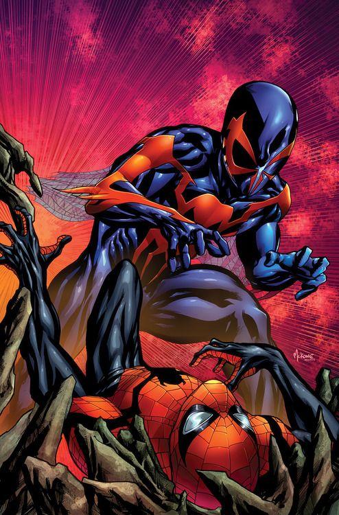 Spider-Man and Spider-Man 2099