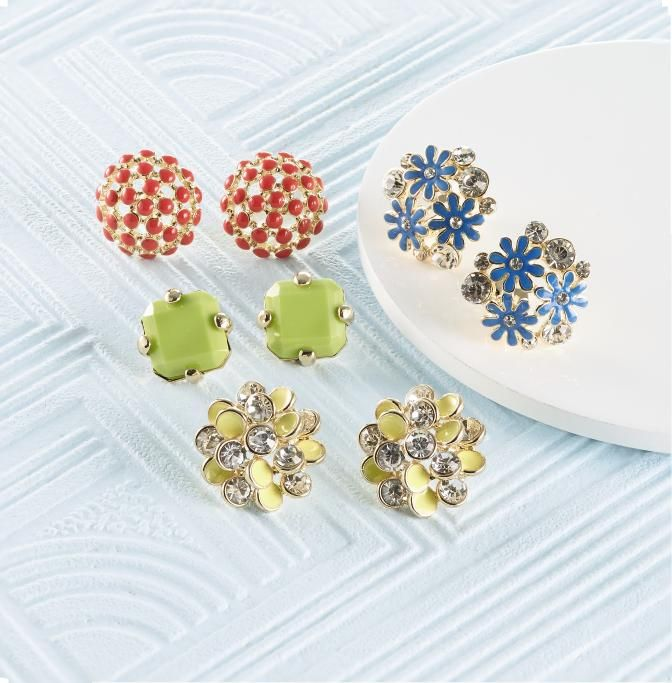 Birch Hill spring #earrings. #SteinMart