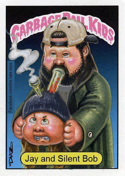 .Garbage Pail Kids | Jay and Silent Bob