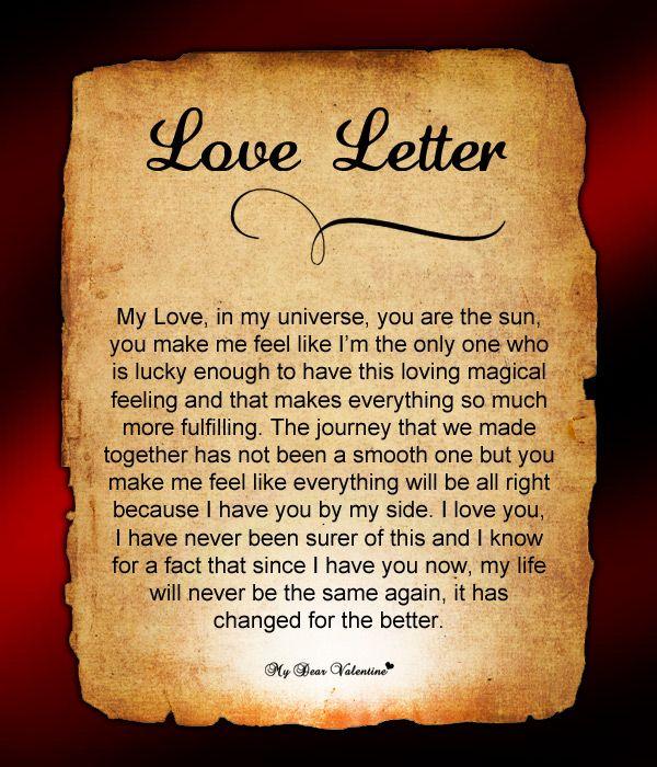Love Letter For Him #79