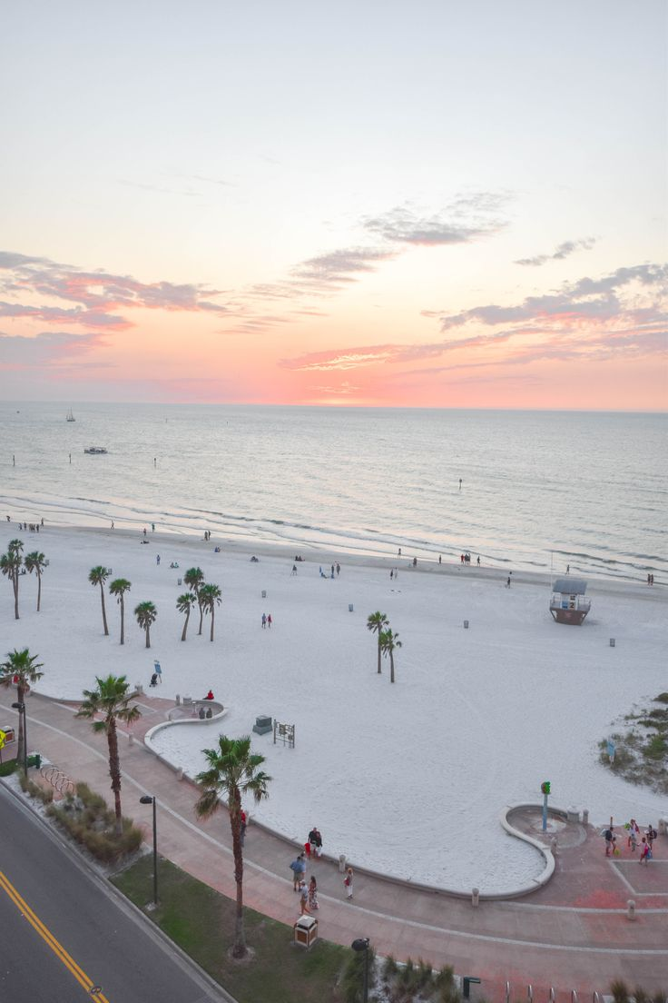 A Clearwater, Florida sunset is a beautiful thing