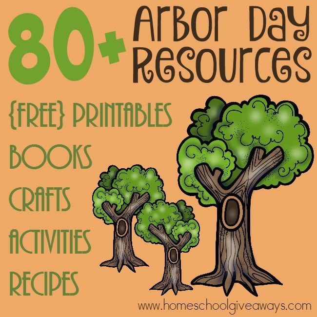 70 best images about arbor day activities on pinterest