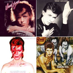 Best David bowie Albums from Rolling Stone .Reader's Poll
