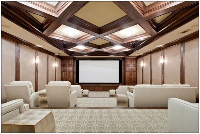 Home Cinema Design Unique Design Decoration