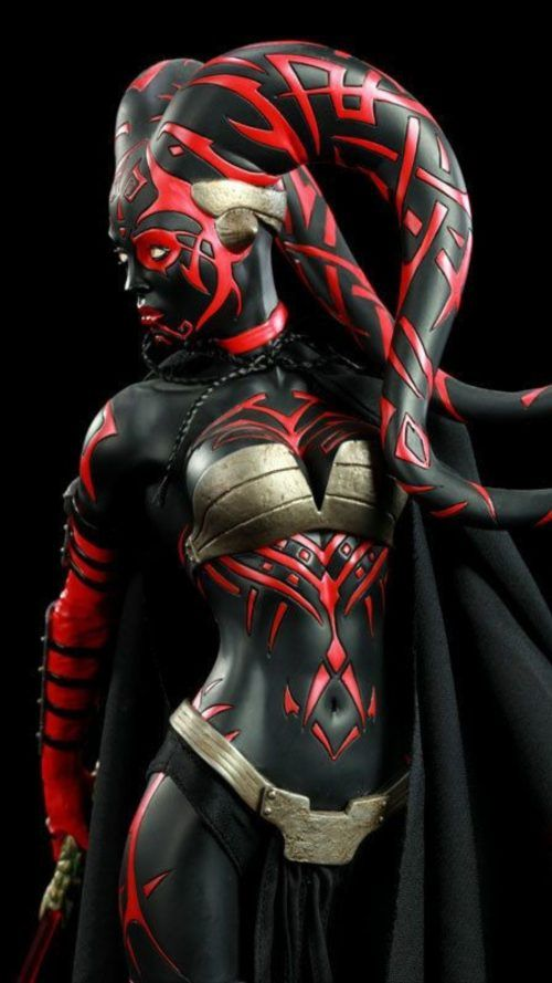 Badass Wallpapers For Android 27 0f 40 - Darth Talon Star Wars