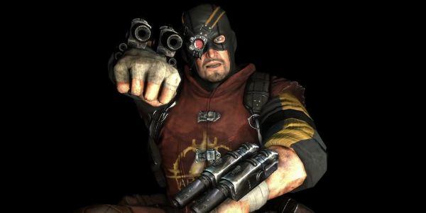 Deadshot Batman Arkham City