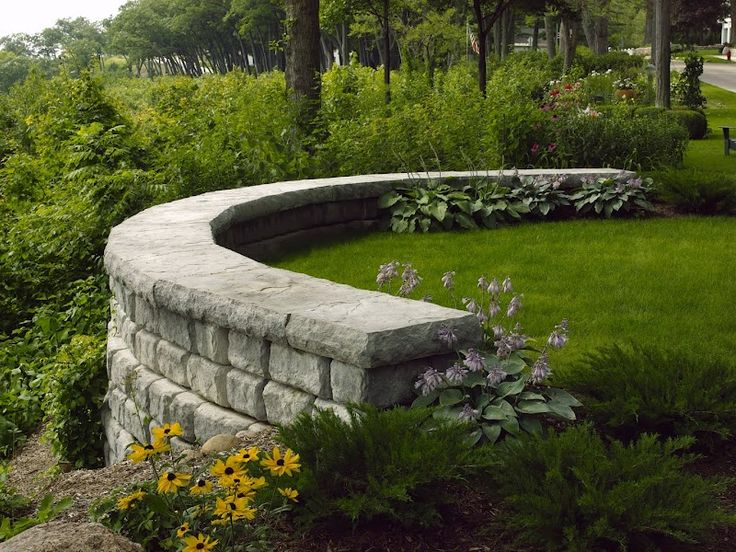 Landscaping Inspiration Photo Gallery   Retaining Walls, Stone Steps,  Pavers, Retaining Wall Caps