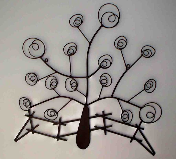 Iron Wall Decor Ideas : Ideas about wrought iron wall art on