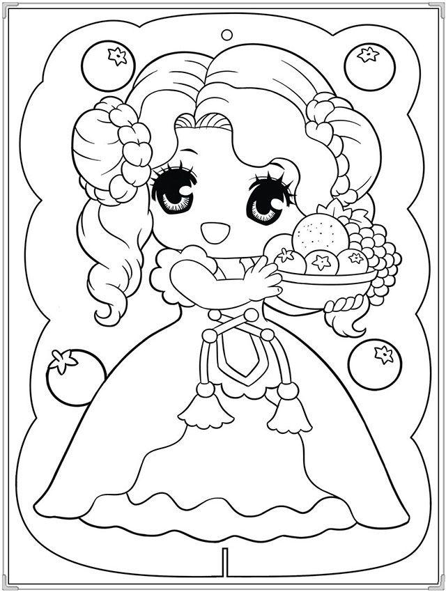 Tranh Tô Màu Công Chúa Sofia Công Chúa Anime Và Hình ảnh